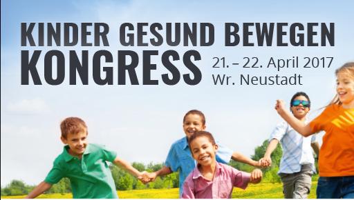 2. Kinder gesund bewegen Kongress