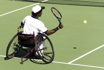 Ausschreibung Staatsmeisterschaften Rollstuhltennis