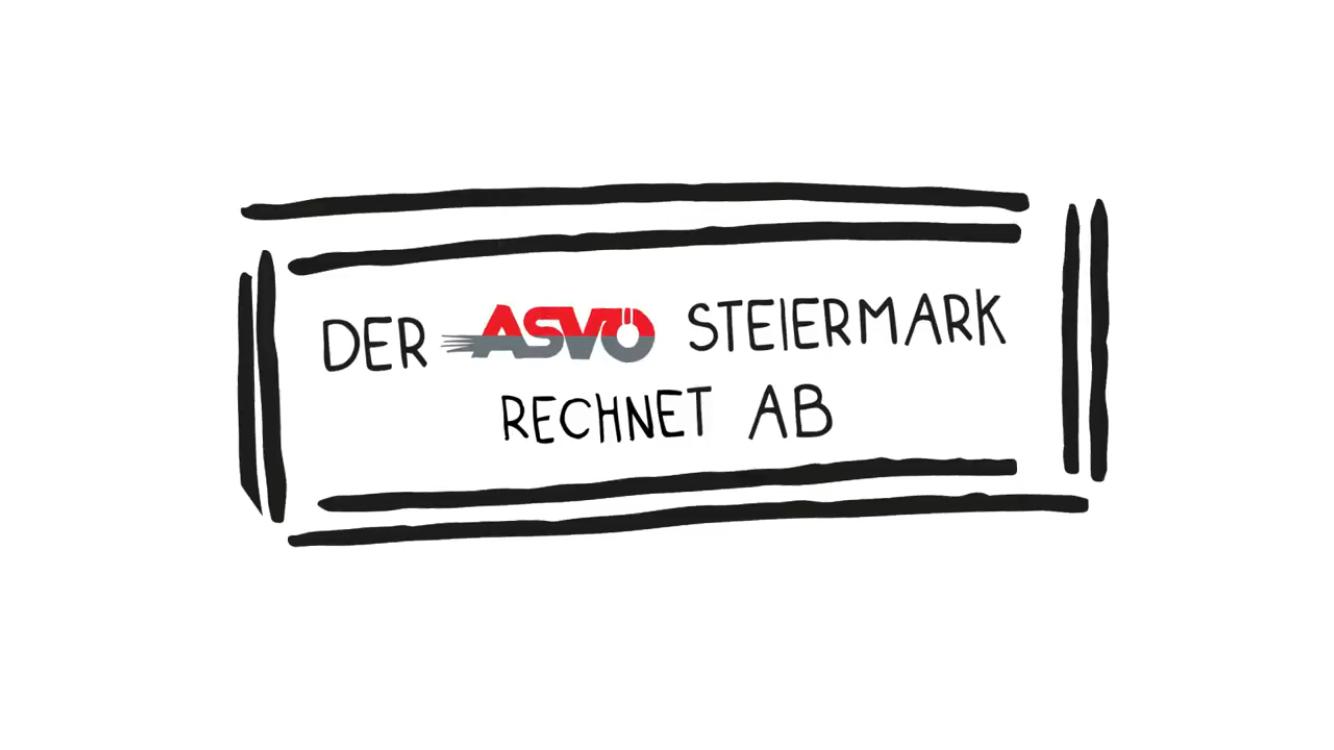 Der ASVÖ Steiermark rechnet ab!