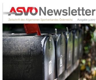 ASVÖ Newsletter