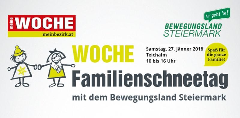 WOCHE Familienschneetag