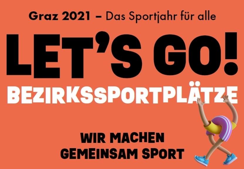 LET\'S GO Graz - Wir machen gemeinsam Sport