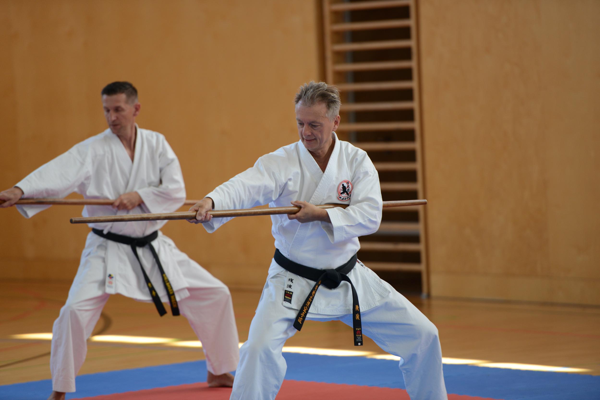 30. Internationales ASVÖ Karate-Sommercamp