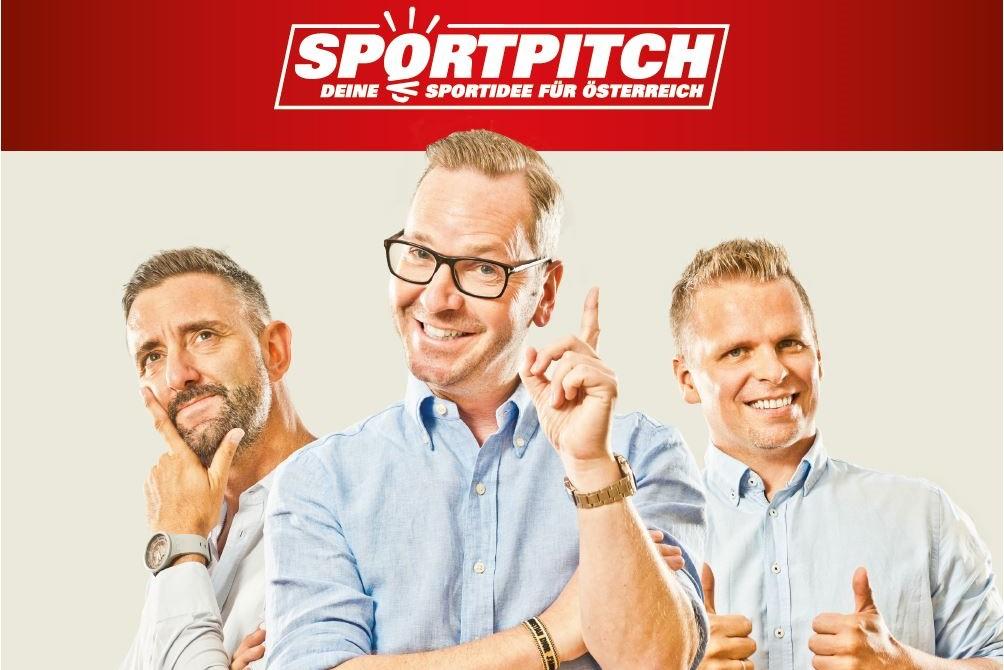 SPORTPITCH - Österreichs beste Sportidee